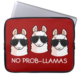 No Prob-Llama Laptop Sleeve