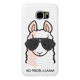 No Prob-Llama Samsung Galaxy S6 Cases