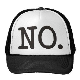 NO. Products & Designs! Cap