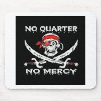 NO QUARTER NO MERCY MOUSE PADS