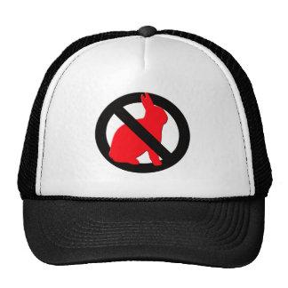 No Rabbits Allowed Cap