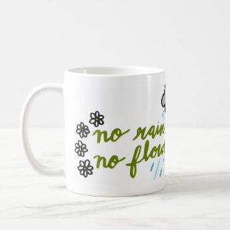 No rain No Flowers Coffee Mug