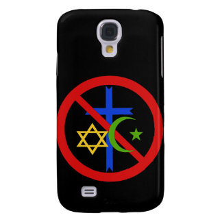 No Religion Samsung Galaxy S4 Covers