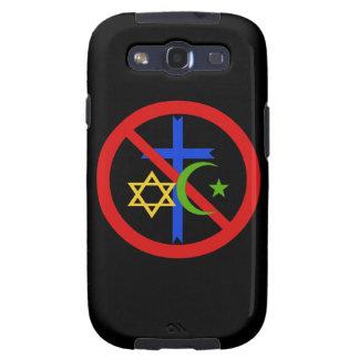 No Religion Samsung Galaxy SIII Cases