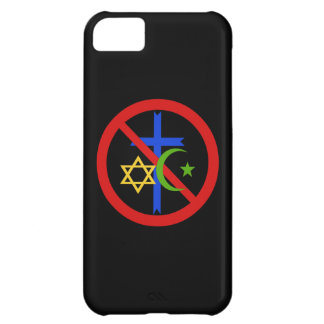 No Religion Cover For iPhone 5C