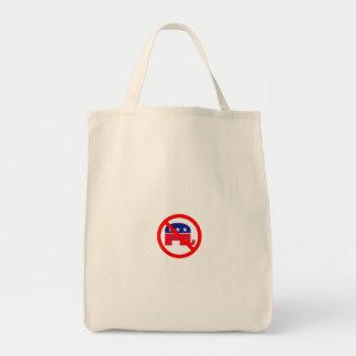 No Republicans Bag