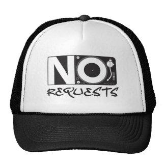 No Requests Hat