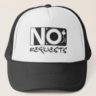 No Requests Trucker Hat