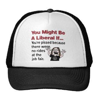 No rides at the job fair trucker hat