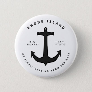 No Room for Hate Pin