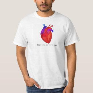 No Rules Heart T-Shirt