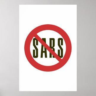No Sars Poster