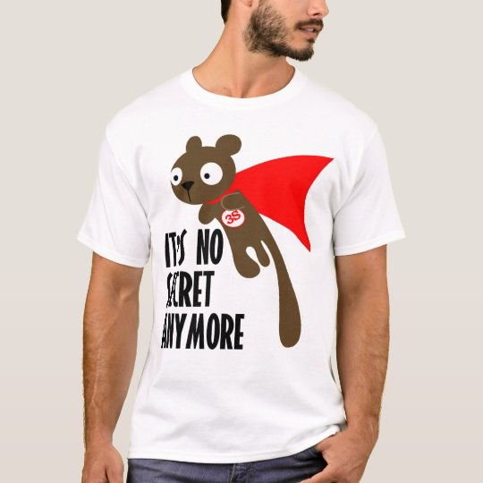 No Secret Squirrel Tshirt