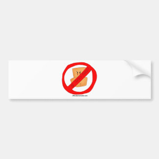 No Serious People Bumper Sticker