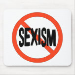 No Sexism Mouse Pads