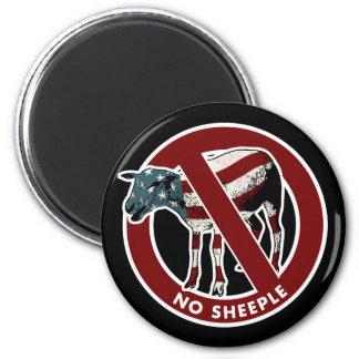 No Sheeple Magnet