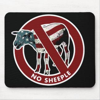 No Sheeple Mousepad