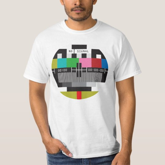 No Signal T Shirt