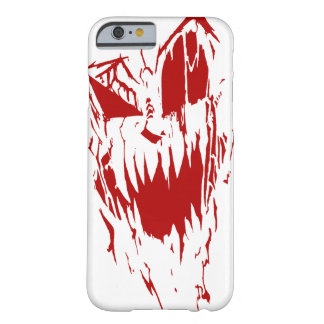 No Sleep - Red on White Halloween iPhone 6 case
