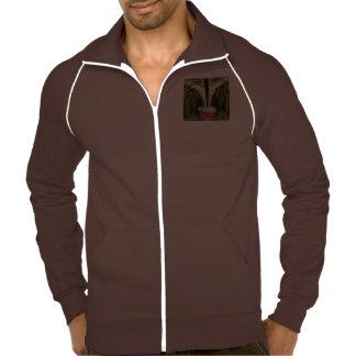 NO SMOKING AA California Fleece Track Jacket
