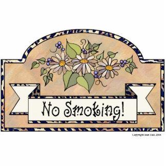 No Smoking - Decorative Sign Photo Cutout