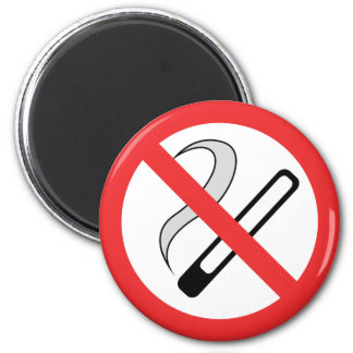 No Smoking - Magnet