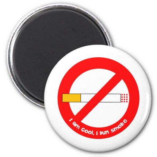 No Smoking Magnets
