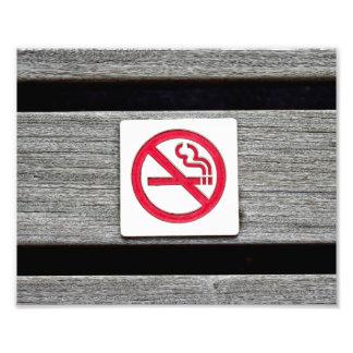 No Smoking Photo Print