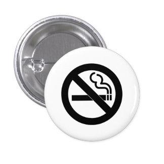 'No Smoking' Pictogram Button