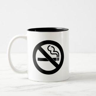 No Smoking Pictogram Mug