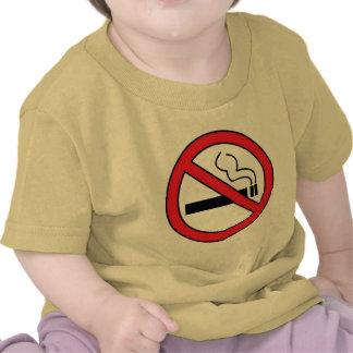 No smoking tees