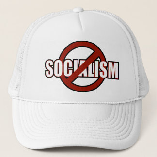 No Socialism Trucker Hat