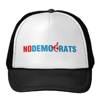 No Socialist Democrats (v101) Hats