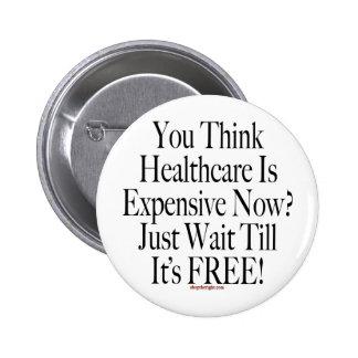 No Socialized Medicine Button