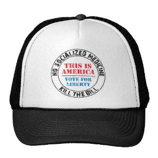 No Socialized Medicine Cap