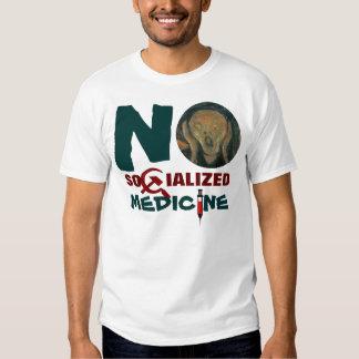 No Socialized Medicine T Shirts
