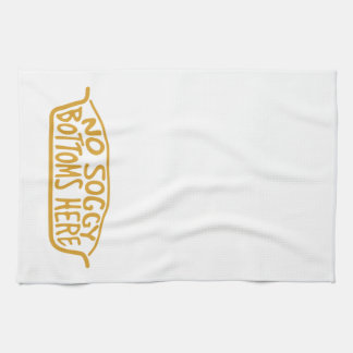 No Soggy Bottoms Kitchen Towel - Tan