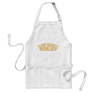No Soggy Bottoms Pastry Apron - Tan