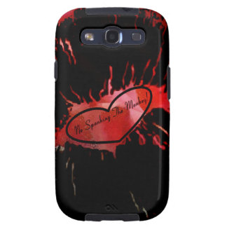 No Spanking The Monkey Samsung Galaxy SIII Covers