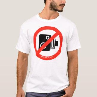No speed cameras T-Shirt