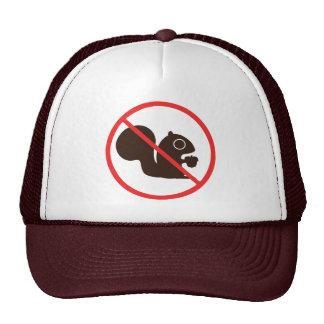 No Squirrels Cap