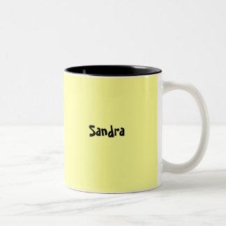 No stain coffee mug! Two-Tone mug