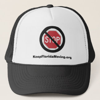 No Stop - Keep Florida Moving hat