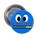 No Talking!_ Buttons