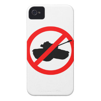 No Tanks! iPhone 4 Cover