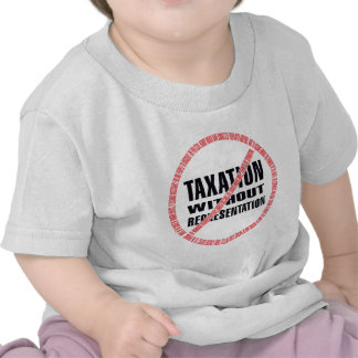 No Taxation Declaration Tees