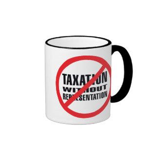 No Taxation without Representation Coffee Mug