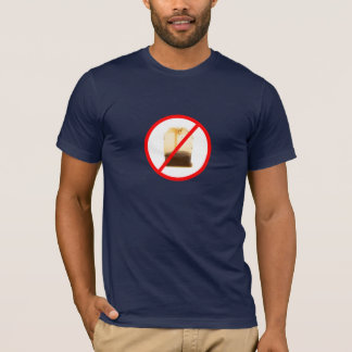 No Teabaggers T-Shirt