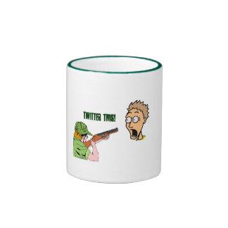 No Thanks! Ringer Mug