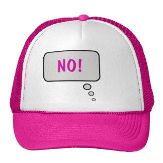 No Think Bubble Hat